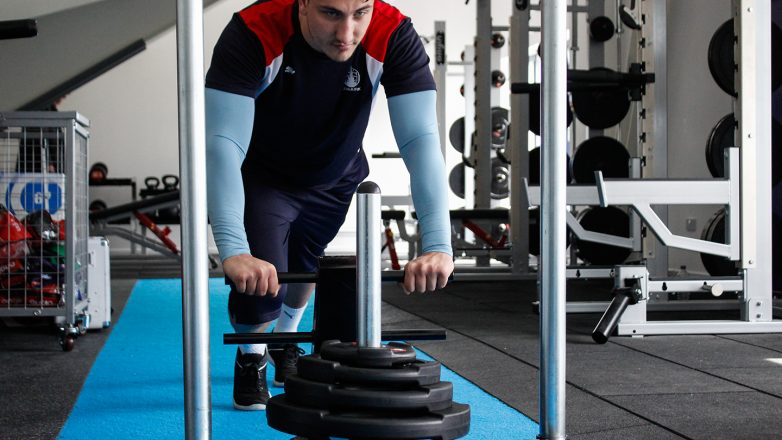 Falkirk FC Club Gym